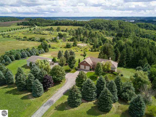 Property for sale at 5455 S French Road, Cedar,  MI 49621