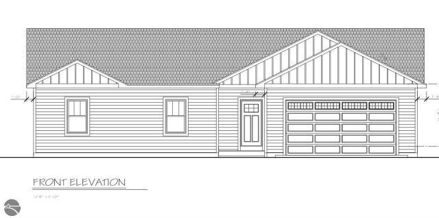 Property for sale at Lot A E Lincoln Road, Cedar,  MI 49621
