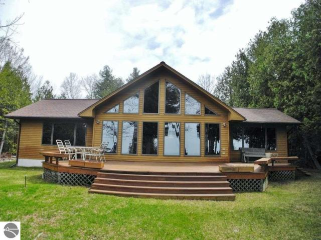 Property for sale at 9201 N Onominese Trail, Northport,  MI 49670