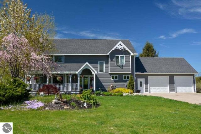 Property for sale at 7360 S Upper Orchard Road, Cedar,  MI 49621