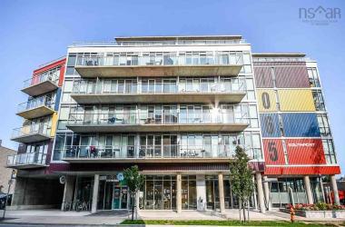 410 1065 Barrington Street, Halifax, NS B3H 2R1, 2 Bedrooms Bedrooms, ,2 BathroomsBathrooms,Residential,For Sale,410 1065 Barrington Street,202020686