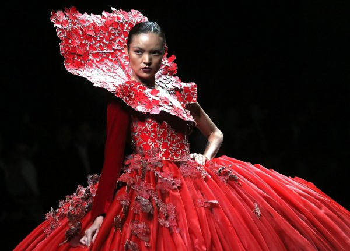 China Fashion Week October