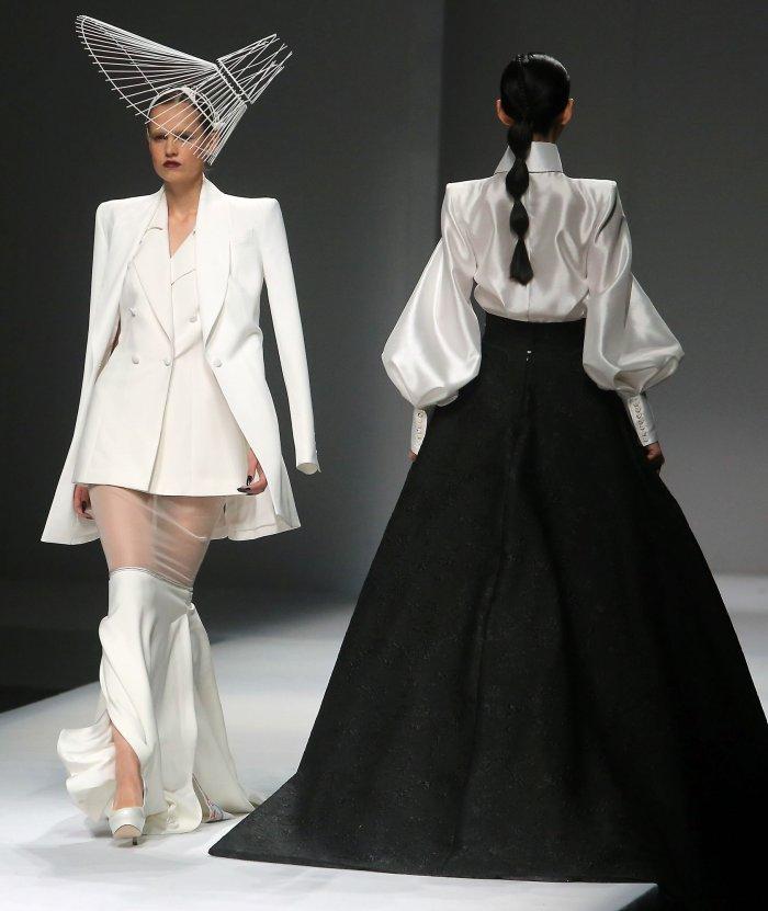 China S Fashion Week Gazedtoo