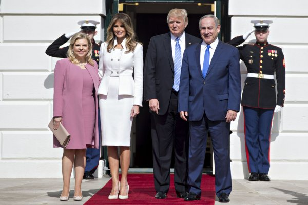 Image result for israel trump netanyahu