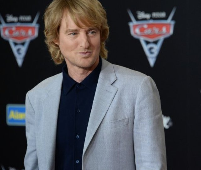 Owen Wilson Nathan Fillion Attend The Cars  Premiere In Los Angeles