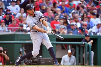 Yankees ride Stanton into finale vs. Rangers Yankees ride Stanton into finale vs Rangers
