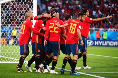 Watch: Iago Aspas back heels Spain to draw at World Cup Watch: Iago Aspas back heels Spain to draw at World Cup World Cup Spains Aspas saves game with blind goal vs Morocco