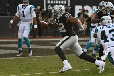Khalil Mack ready to get to work for Chicago Bears Khalil Mack ready to get to work for Chicago Bears