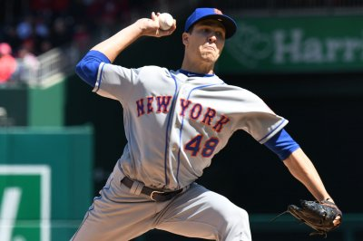 Phillies face tall task against Mets' deGrom Phillies face tall task against Mets deGrom