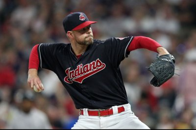 Indians send Kluber to mound to face Royals Indians send Kluber to mound to face Royals