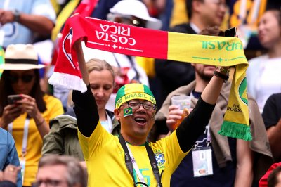 World Cup: Brazil boots Serbia; round of 16 next World Cup: Brazil boots Serbia; round of 16 next World Cup Brazil boots Serbia round of 16 next