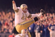 Legendary New Orleans Saints Kicker Tom Dempsey Dies at 73 from Coronavirus