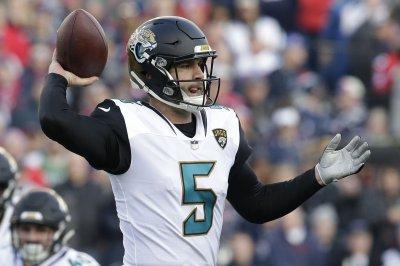 Jacksonville Jaguars avenge AFC title loss with win vs. New England Patriots Jacksonville Jaguars avenge AFC title loss with win vs New England Patriots