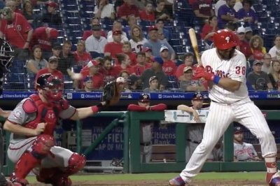 Watch: Nats' Stephen Strasburg hits batter, catcher, umpire with same pitch Nationals Stephen Strasburg hits batter catcher umpire with same pitch