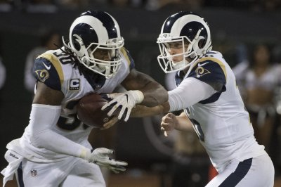 Heavy dose of Todd Gurley perfect for Los Angeles Rams Heavy dose of Todd Gurley perfect for Los Angeles Rams