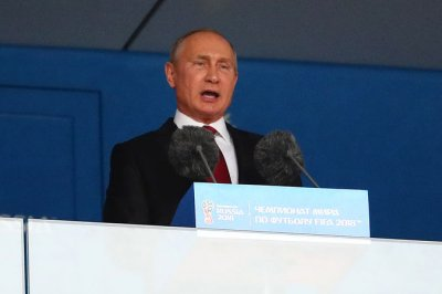 World Cup: Putin reinforces support for Russia, will attend final match World Cup Putin reinforces support for Russia will attend final match