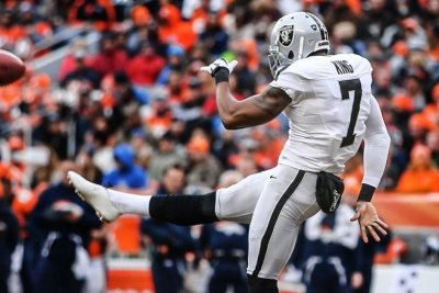 Denver Broncos P Marquette King listed as doubtful Denver Broncos P Marquette King listed as doubtful