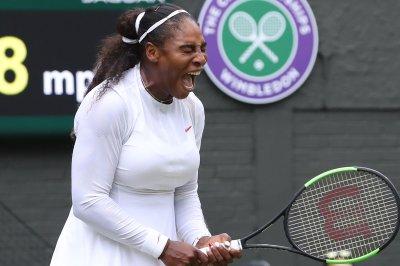 Watch: Serena Williams beats Viktoriya Tomova, advances at Wimbledon Wimbledon 2018 Serena Williams sails into third round