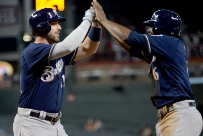 Lorenzo Cain not yet able as Brewers, Twins close out series Lorenzo Cain not yet able as Brewers Twins close out series