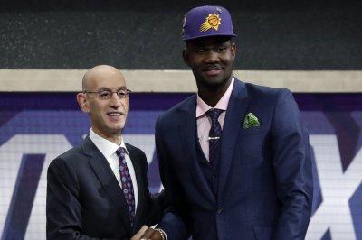 2018 NBA Draft: Suns select Deandre Ayton at No. 1 2018 NBA Draft: Suns select Deandre Ayton at No. 1 2018 NBA Draft Suns select Deandre Ayton at No 1