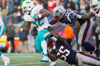 Watch: Miami Dolphins RB Kenyan Drake looks forward to improved pass catching role Fantasy football Expect bump in catches from Dolphins Kenyan Drake