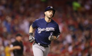 Brewers riding hot Braun against Tigers Brewers riding hot Braun against Tigers