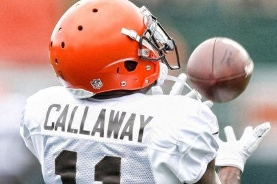 Cleveland Browns WR Antonio Callaway cited for marijuana possession Cleveland Browns WR Antonio Callaway cited for marijuana possession