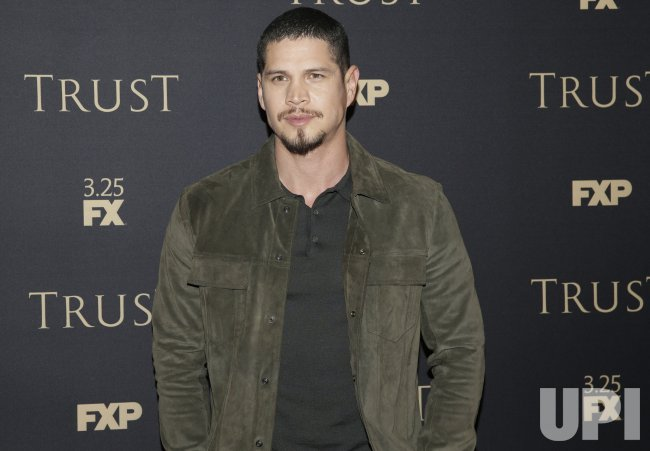 JD Pardo at the 2018 FX Annual All Star Party   UPI com JD Pardo at the 2018 FX Annual All Star Party