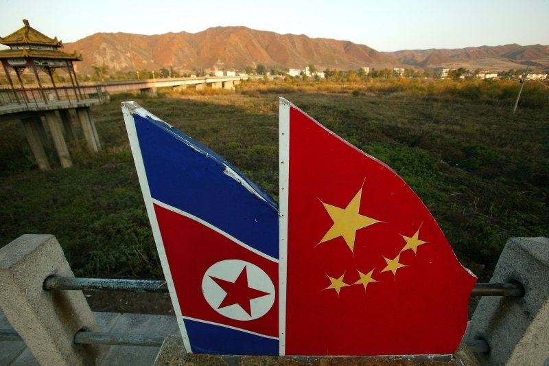 Image result for China and North Korea