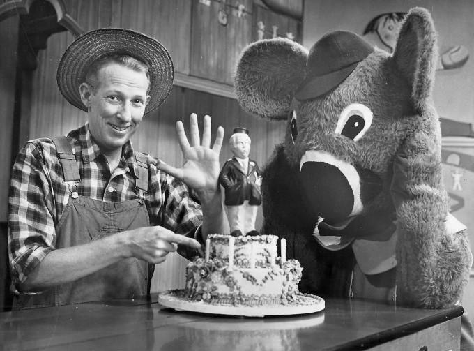 Captain Kangaroo Puppeteer Cosmo Allegretti Dies