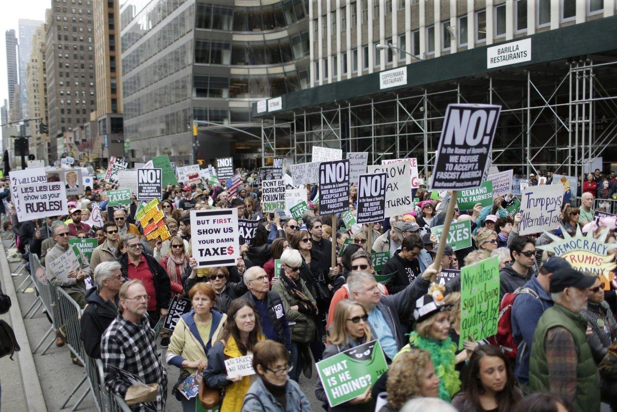 tax march 2017