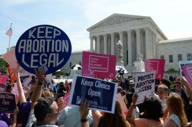 Study: U.S. abortion rate falls to lowest level since 1973 legalization