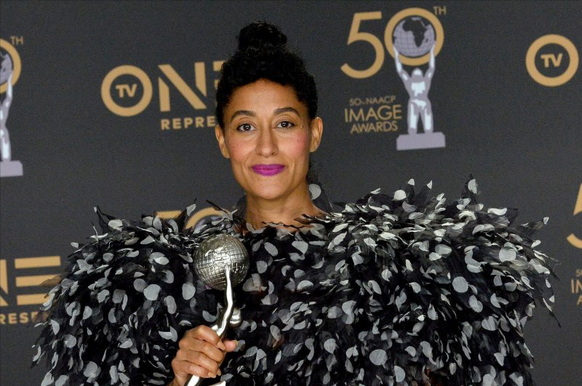 Tracee Ellis Ross teases 'Girlfriends' reunion on 'black-ish'