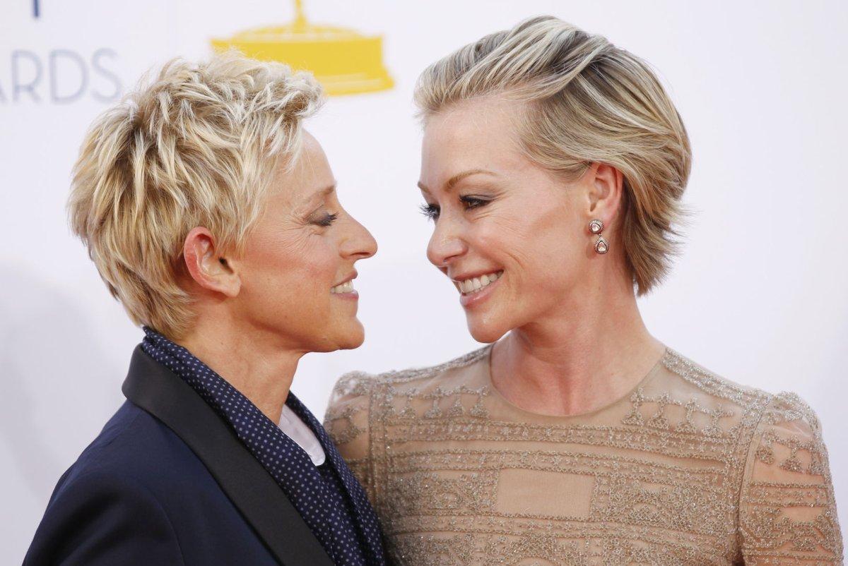 Portia De Rossi Resents Ellen DeGeneres Friendship With