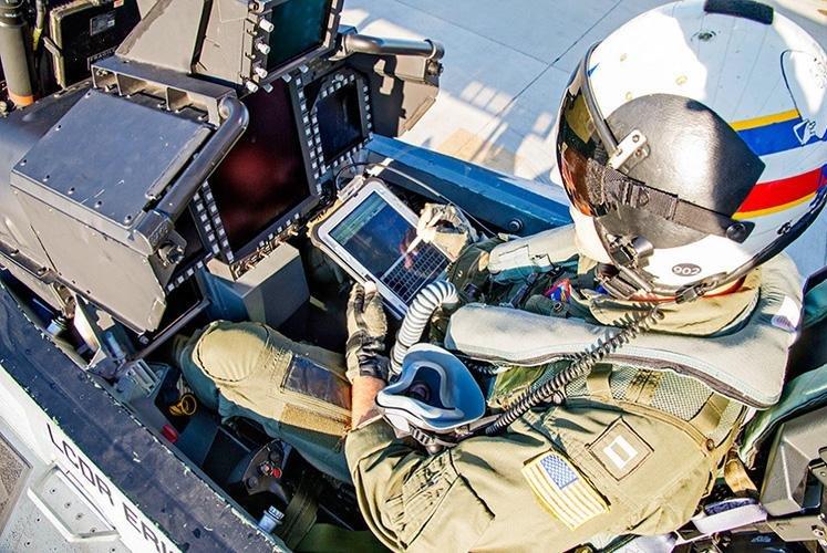 Ea 18g Amp Block Iii Growler Electronic Attack Aircraft