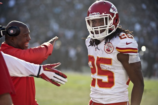 Jamaal Charles To Sign One-day Contract, Retire With