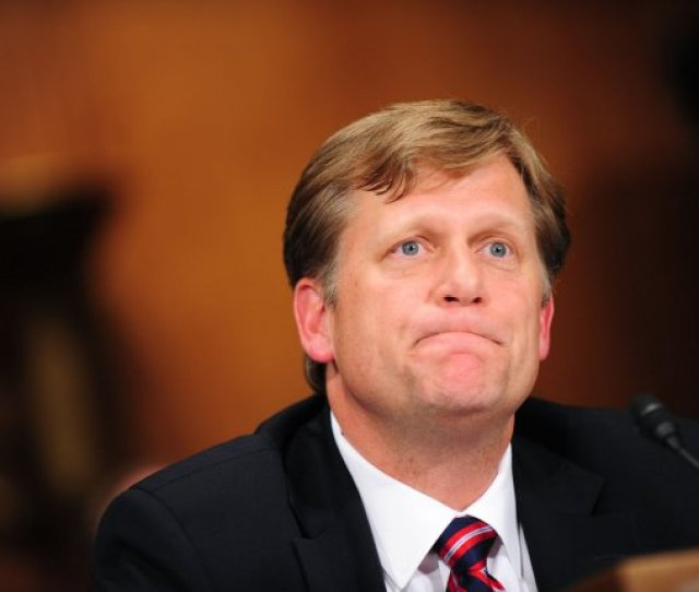 Former U S Ambassador Michael Mcfaul Banned From Entering Russia