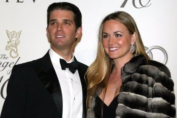 Image result for Donald Trump Jr.'s Wife pictures