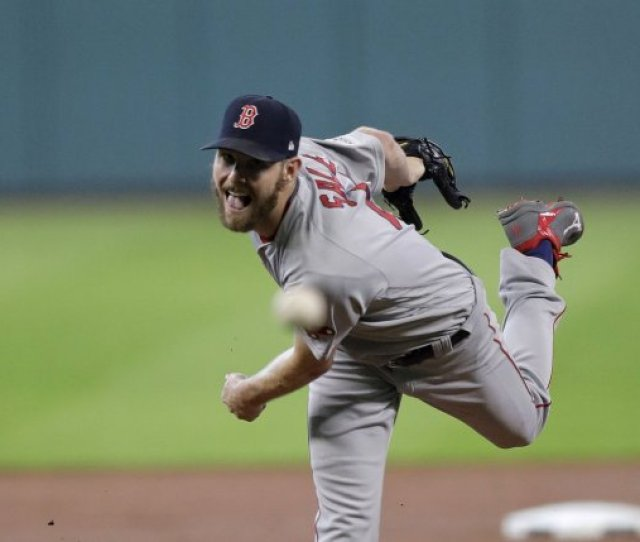 Red Soxs Sale To Make First Post All Star Start Vs Tigers