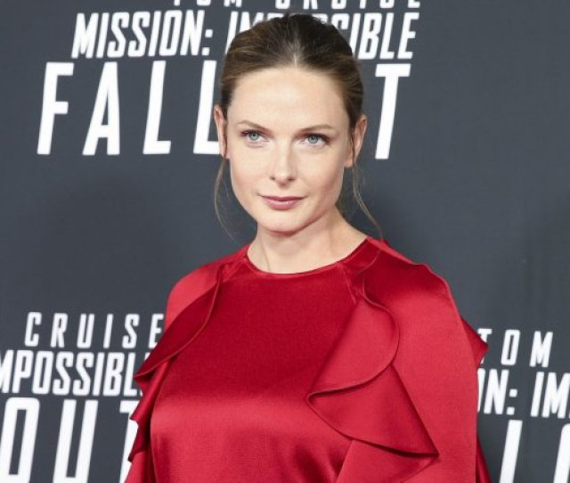 Rebecca Ferguson Joins Cast Of Men In Black Spinoff