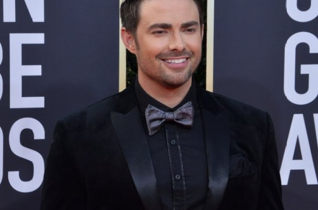 Jonathan Bennett attends the 77th annual Golden Globe Awards at the Beverly Hilton Hotel in California on January 5, 2020. The actor turns 40. File Photo by Jim Ruymen/UPI