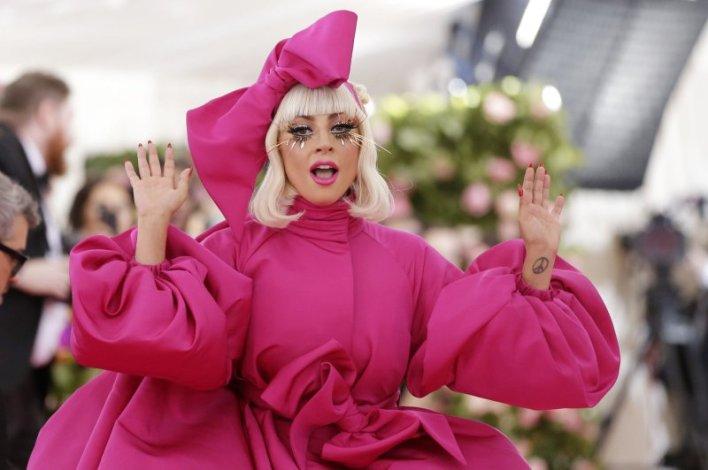 Lady Gaga: 'Chromatica' to feature duet with female pop star - UPI.com