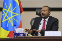 Rebel forces in Tigray rejected a cease-fire proposed by Ethiopian Prime Minister Abiy Ahmed after retaking the regional capital of Mekelle. File Photo byEPA-EFE/STR