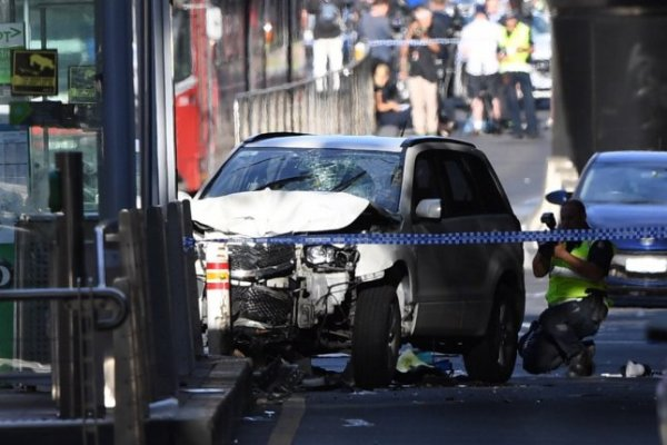 Image result for Australian car incident not terror related - Police