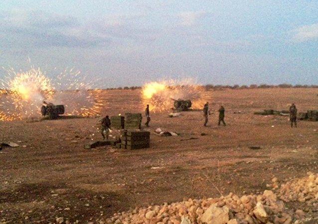 Znalezione obrazy dla zapytania atak na prowincje hama