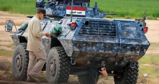 Generał Sulejmani w Syrii, 2015 rok
