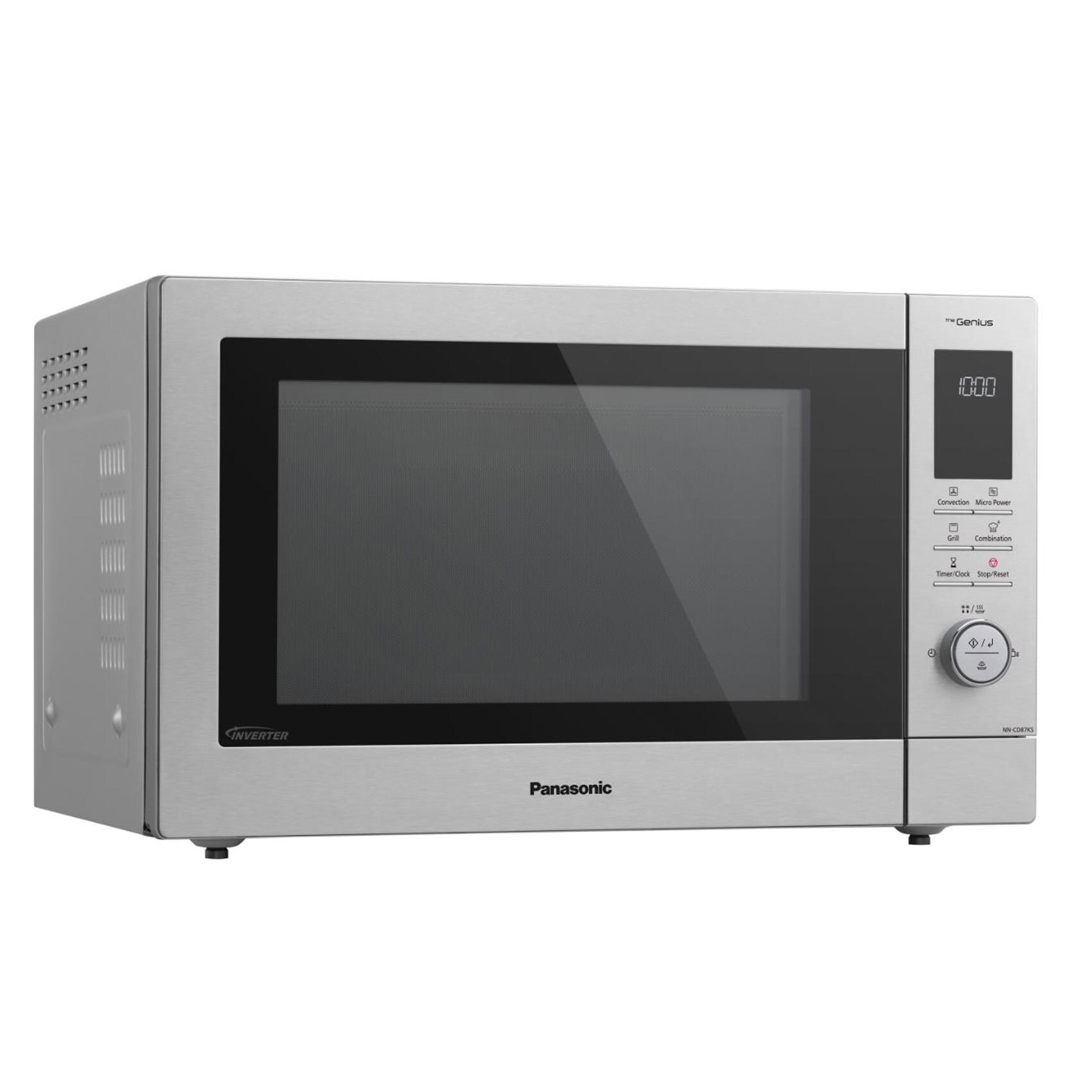 panasonic microwave 34l stain