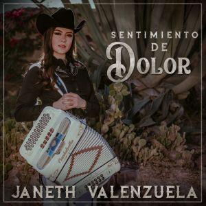 Janeth Valenzuela - Sentimiento de Dolor (Single 2020)