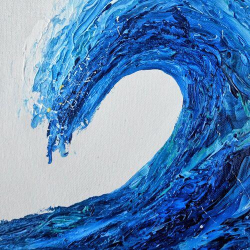Melissa Mills – The Waves