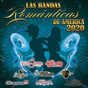 Various Artists - Las Bandas Románticas De América 2020 (Album 2020)